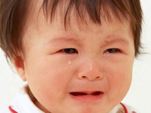 anak bayi menangis