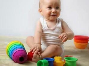 Anak sedang bermain
