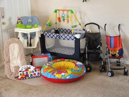 jual peralatan ibu & anak