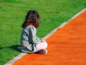 Anak kesepian