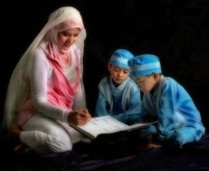 Kewajiban orang tua dalam Islam