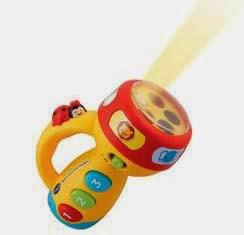 Mainan bayi edukatif 7 bulan