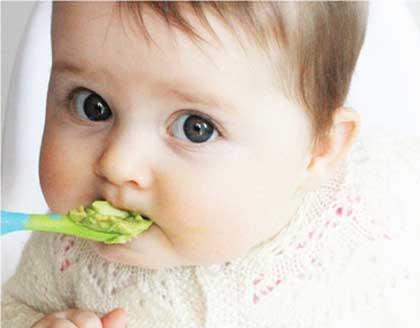 Makanan bayi usia 6 bulan