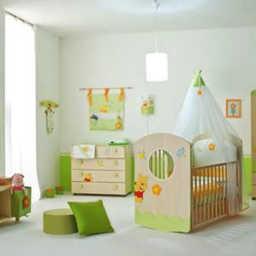 6 tips dekorasi kamar bayi yang aman nyaman cara