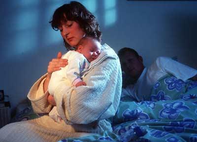Cara mengatasi bayi rewel
