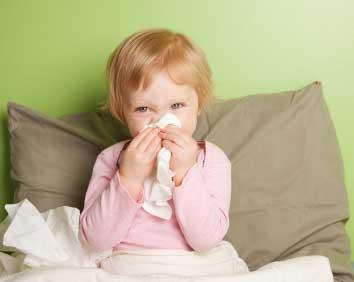 cara mengatasi batuk dan flu pada anak bayi