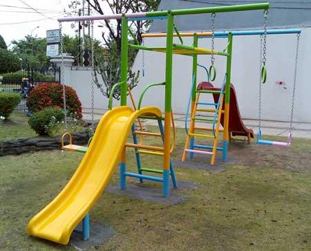 7 permainan anak di halaman sekolah