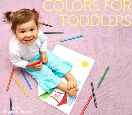 6 cara mengenalkan warna pada anak balita