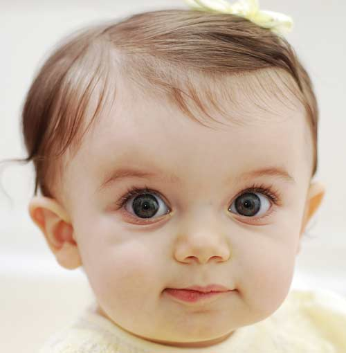tips & cara agar bulu mata bayi lentik alami